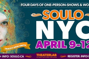 SOULO Logo. SOULO NYC festival