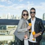 Veuve Clicquot Yelloweek Toronto. Thompson Rooftop. The Scene inTO.