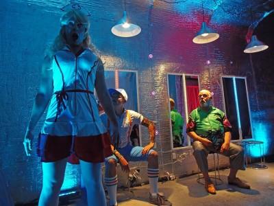 Theatre Asylum's Fornes x 2. Photo: Troy Hourie