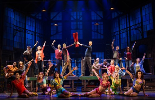 Kinky Boots, Toronto, Mirvish Productions. TheSceneinTO.com