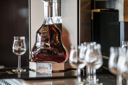 The Hennessy 250 Cognac