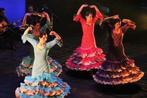 Esmeralda Enrique Spanish Dance Company captures the essence of flamenco