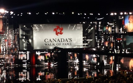 Inside Canadas Walk Of Fame Ceremony