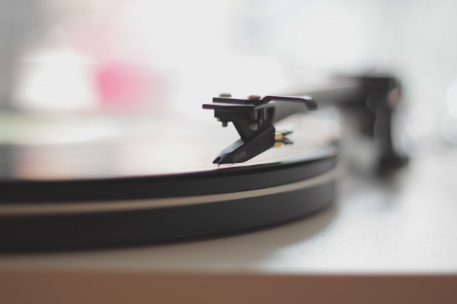 Record Player. Introduce your child to Jazz. TheSceneinTO.com