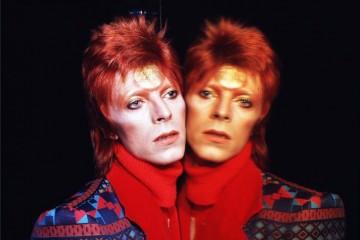 David Bowie by Sukita. Art Basel 2015. TheSceneinTO