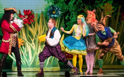 Ross Petty presents PETER PAN in WONDERLAND 9