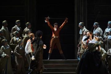 Image of Opera Atelier Lucio Silla production in Salzburg, Germany. TheSceneinTO.com