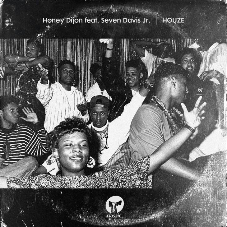 Honey Dijon release