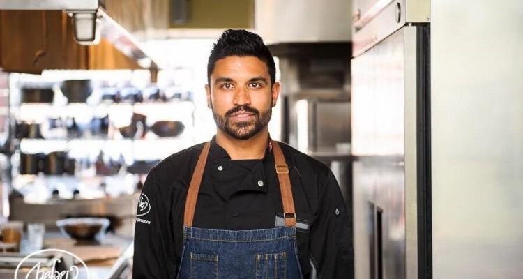 Chef Devan Rajkumar. Summer Wine & Food Series. TheSceneinTO.com