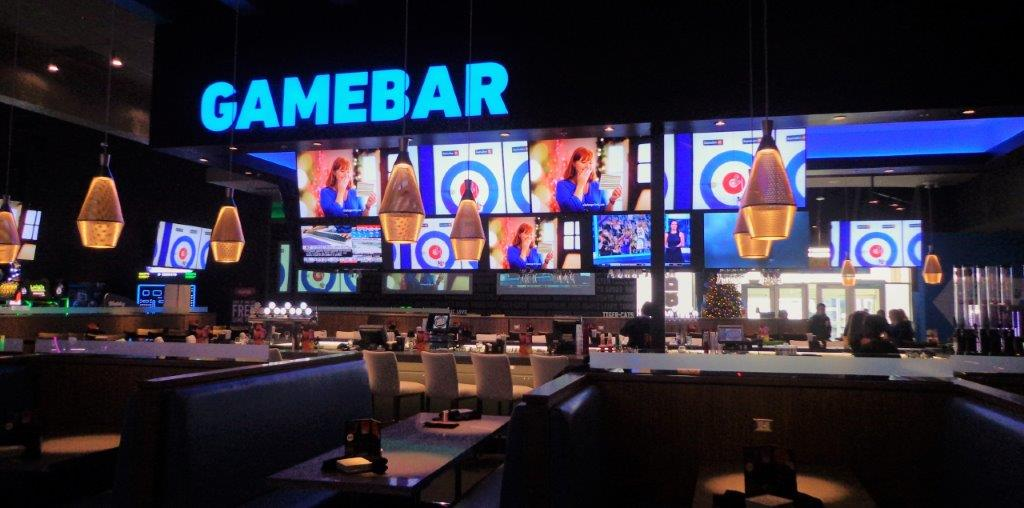 Dave Buster's Oakville