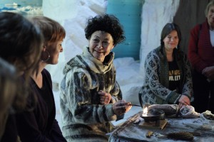 Auju Peters in Angry Inuk