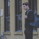 Venque Arctic Fold Backpack Bag
