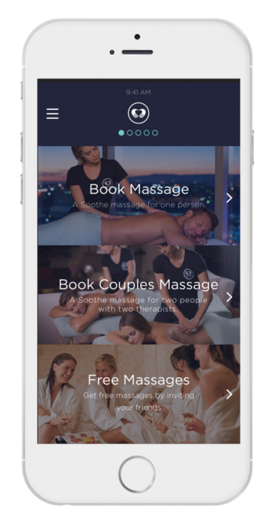 soothe-ios-9-0-deep-tissue-screen. soothe-massage on demand. TheSceneinTO.com