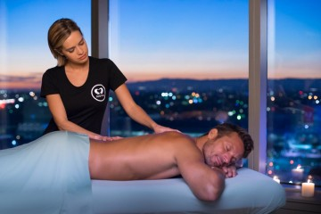 soothe-massage on demand. TheSceneinTO.com