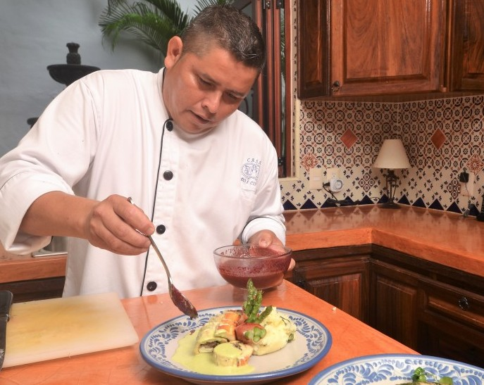 Foodie Travel Trend: Culinary Cultural Immersion, Indigenous Epicurean Adventure for 'Victual Vacationers' TheSceneinTO.com Chef Casa Dos Cisnes 2010 - 2017