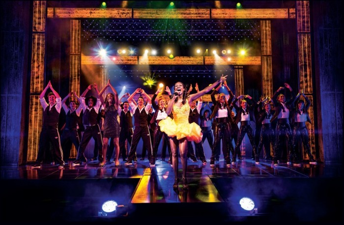 The Bodyguard Cast. Photo: Paul Coltas