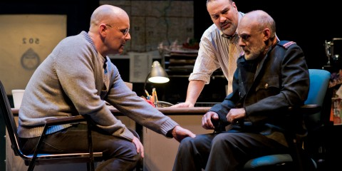 Andrew Musselman, Tony Nappo and John Koensgen in BUTCHER