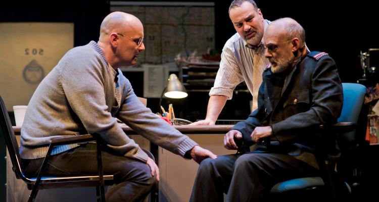 Andrew Musselman, Tony Nappo and John Koensgen in BUTCHER