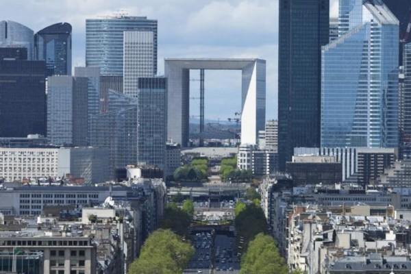 Melia Paris La Defense. TheSceneinTO.com. Hotel View