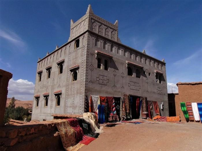 Morocco Ait Benhaddou Carter Hammett
