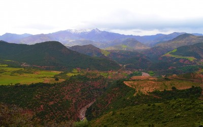 Morocco in Three Acts. Carter Hammett, theSceneinTO.com. Morocco Atlas Mountains. Unsplash Maria Darii.