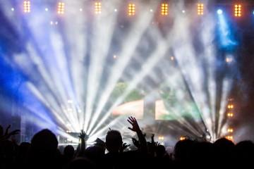 music festival Photo: Daniel Robert Unsplash