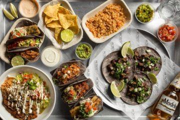 Mi Taco Spread. Queen Street. Toronto Tacos. TheSceneinTO.com
