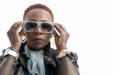 Gina Yashere Cover Photo. JFL42. TheSceneinTO interview of Gina Yashere.