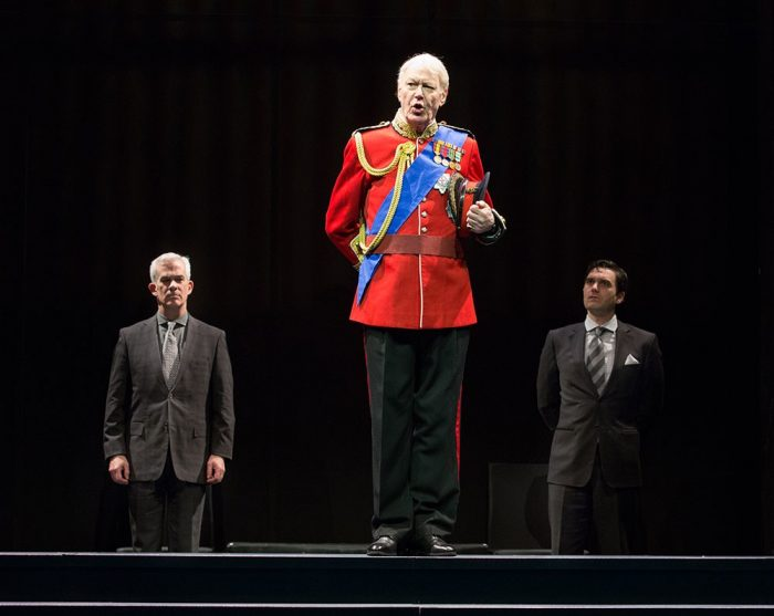 King Charles III Patrick Galligan David Schurmann Gray Powell