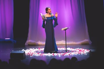 An Evening with Rupi Kaur, co-presented by the City of Brampton, The Rose and Ontario Sikh Heritage Month