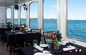 Mariposa Lounge. Toronto Boat Cruises. Mariposa Cruises