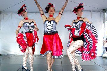 Bastille Day Dancers. Paul Zimmerman for Getty courtesy of FIAF.